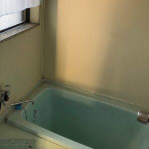 リノベ施工前お風呂