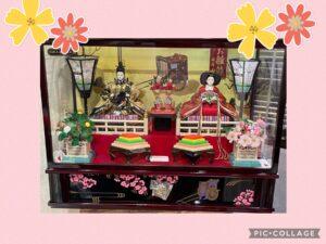 ひな祭り、桃の節句、パパのリフォームスタッフブログ