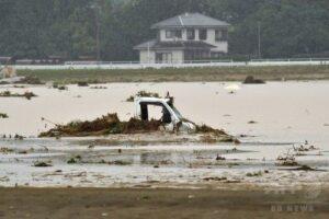 九州北部、台風、大雨、被害、水害